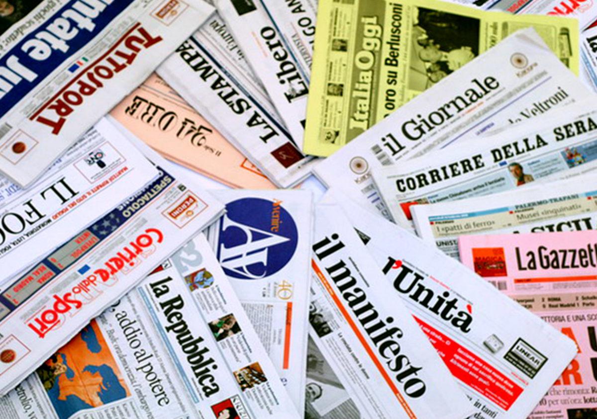 rassegna stampa anteo impresa sociale