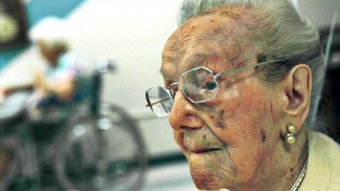 anziane longeve