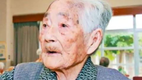 nonna centenaria